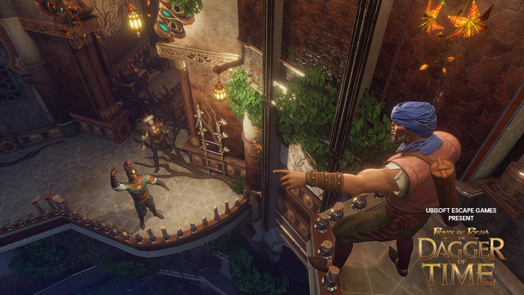 Prince-Of-Persia-The-Dagger-Of-Time-Virtuality-Escape-Room-Garden-Tower